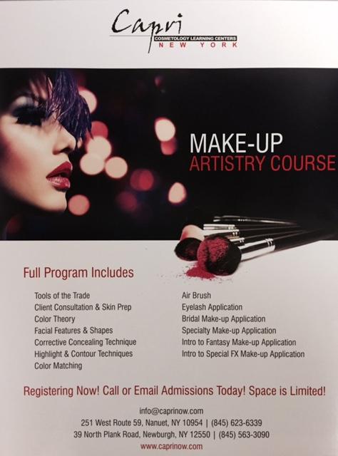 makeup Artistry Program
