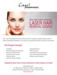 laser course